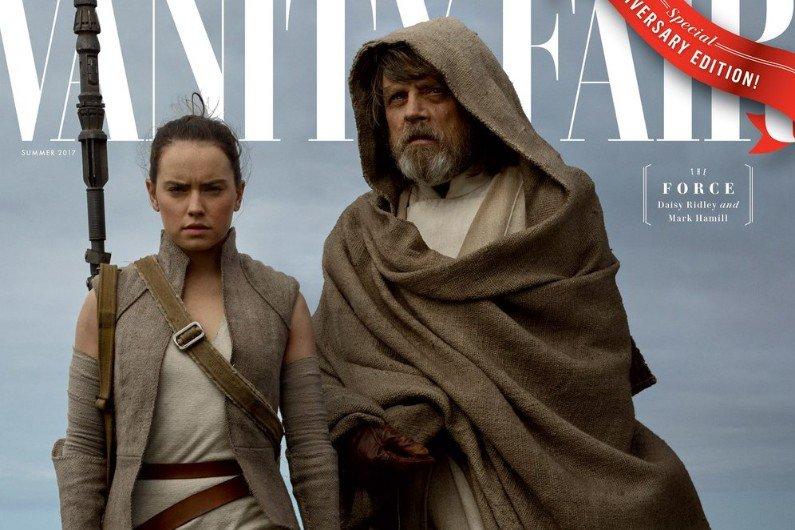 Découvrez les nouvelles images inédites de 'Star Wars : Les Derniers Jedi' #StarWars8 > https://t.co/y6wpOU4T4h