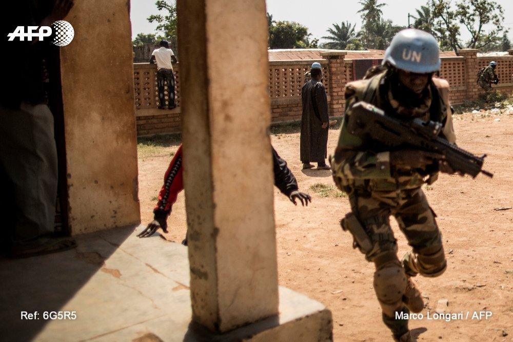 Des drones tactiques français ont été déployés en Centrafrique en appui à la mission des Nations unies https://t.co/7u51S6rHC5 #AFP