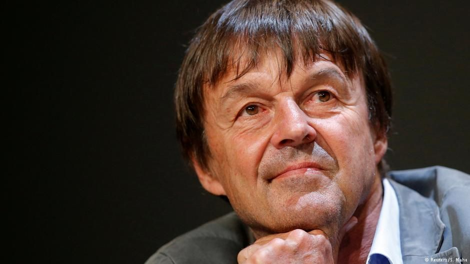 Macron&#39;s new #environment chief: Nicolas Hulot, an anti-nuclear and anti-pesticide #environmental activist  http:// p.dw.com/p/2dOPU  &nbsp;   @N_Hulot<br>http://pic.twitter.com/QiA1sXHGp5