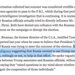 So senior Russian operatives *wanted* to influence Paul Manafort and Michael T. Flynn.  Next question...   https://t.co/de0F71A3Od