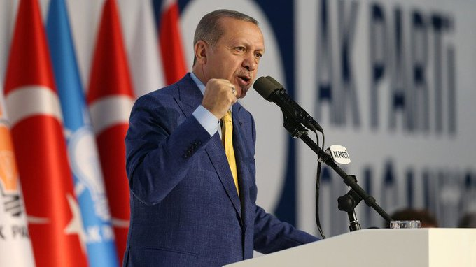 Le président turc lance un ultimatum à Bruxelles au sujet de l'adhésion de son pays à l'UE https://t.co/QrzK2IbnfP