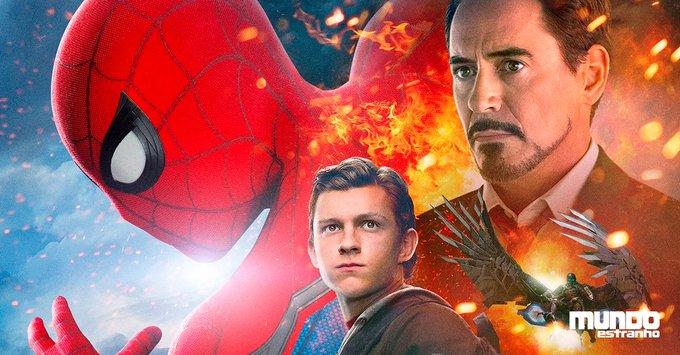 "12 desastres do Photoshop no novo pôster de ""Homem-Aranha"": https://t.co/k3AqQtOuJj"