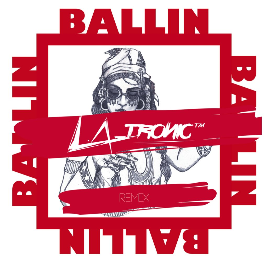 My new #clubmix of @BibiBourelly &quot;Ballin&quot; OUT NOW!  http:// bit.ly/2rOPcYB  &nbsp;   #remix #edm #dancemusic #housemusic<br>http://pic.twitter.com/8NXq5ltMXV