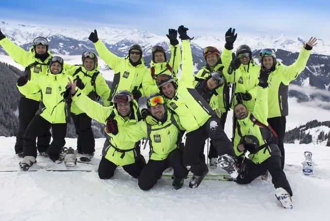 30 días de esquí resumidos en este REPORT final de temporada 2016-2017. Los Gatos se salen 🙌➡️https://t.co/prYBB8kQa5