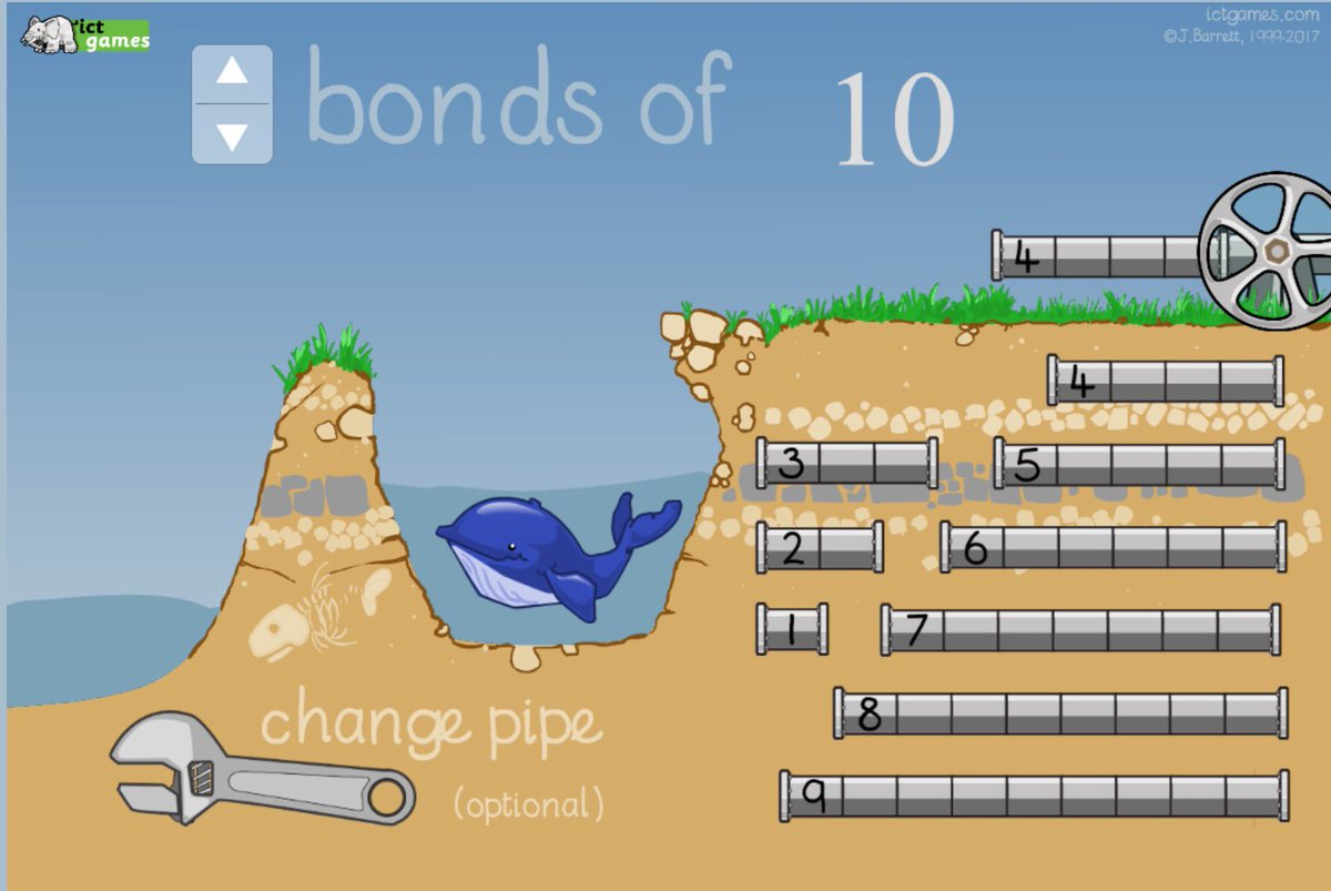 Image result for save the whale ict games
