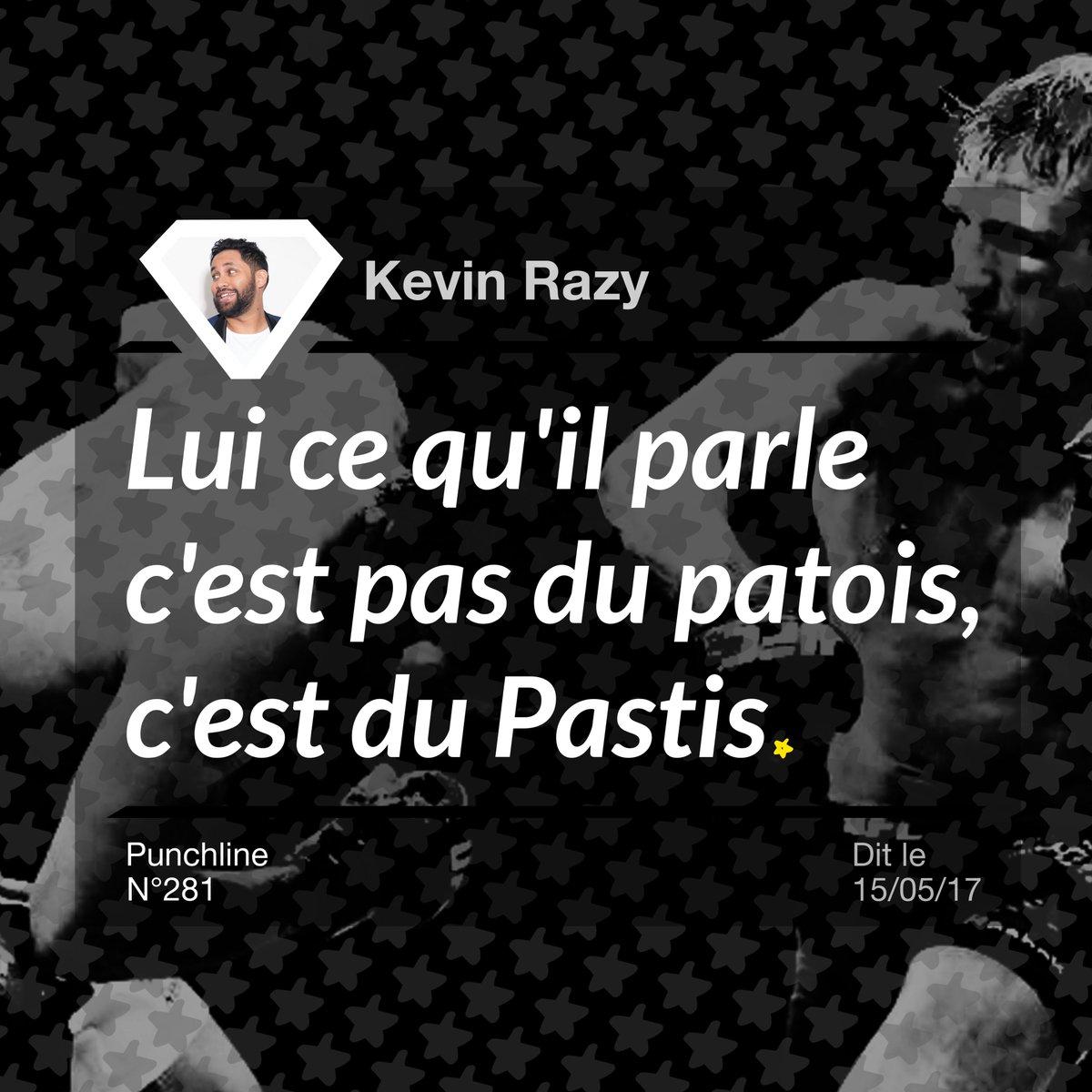 L'affirmation de l'#humoriste @KevinRazy, dans l'émission @RadioJackArthur sur @ouifm. #JeanLassalle #Baam.pic.twitter.com/8yASlRFjoS