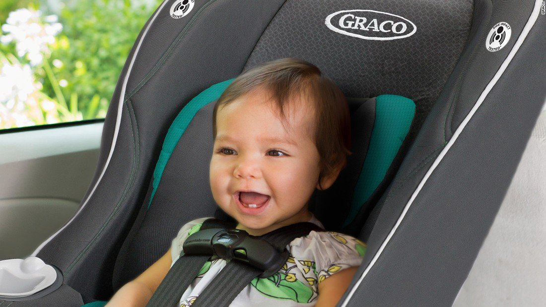 Graco recalls more than 25,000 car seats over concerns with weak child restraints https://t.co/GYg75wpwHQ