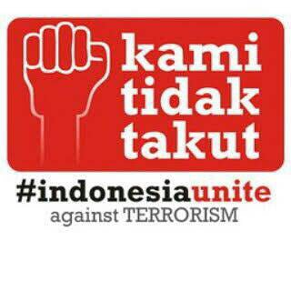 #PrayForJakarta #IndonesiaBangkit #GebukTeroris #IndonesiaUnite https:...