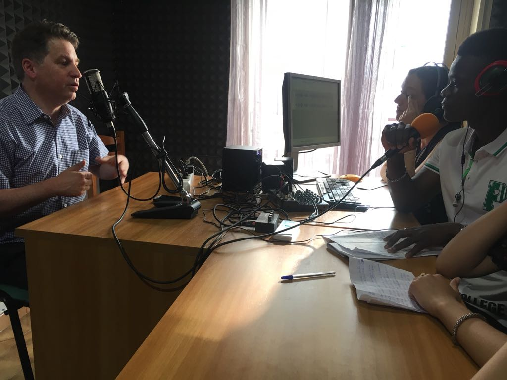 Listen to @justinforsyth's radio interview w/ young people in Italy on #G7 &   #ChildrenUprootedhttps://t.co/Z5ZLHObFIF#AChildIsAChild