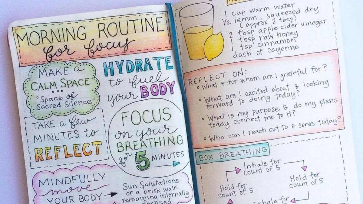 Could starting a bullet journal ease your anxiety? https://t.co/yGXzZFCywo