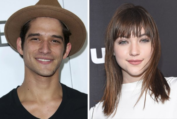 lucy hale and tyler posey??? YES PLEASE
