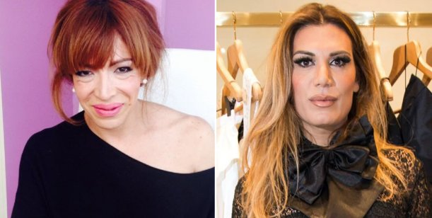 Lizy Tagliani vs. Flor de la V: 'Decís que amás a Ibáñez y demandás a la madre'  https://t.co/fqPdeQtIGe