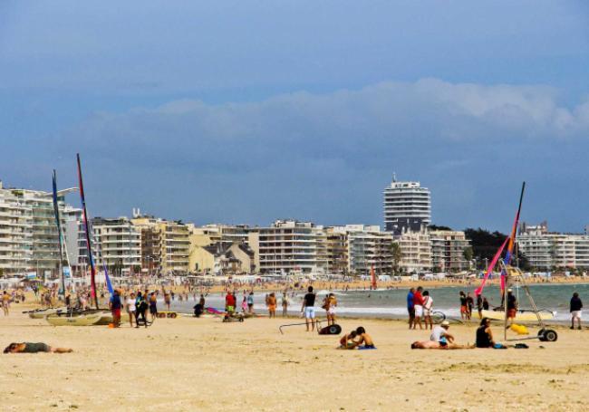 Les plages françaises sous haute surveillance cet été >> https://t.co/ummuPlkhNO