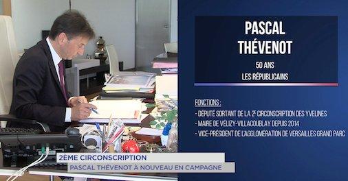 #Législatives2017 : @PascalThevenot candidat #LR #circo7802. Portrait #78Politique  http:// ow.ly/p6Im30c0Ln6  &nbsp;  <br>http://pic.twitter.com/16jk0bANN9