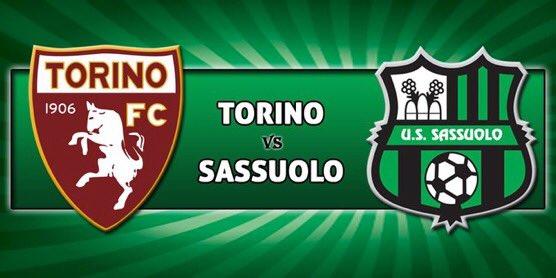 #Sassuolo record vs #Torino - 4 wins - 4 draws - 5 losses - 12 goals scored - 16 goals conceded<br>http://pic.twitter.com/CtxgBjAtJk