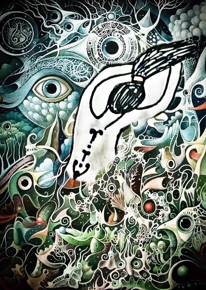 ©Complicated Work of Brain painted by @IRISUNART  #irisunart #artist #art #watercolor #artsy #draw #drawing #creative #artoftheday #artwork<br>http://pic.twitter.com/VIlHyozrCa