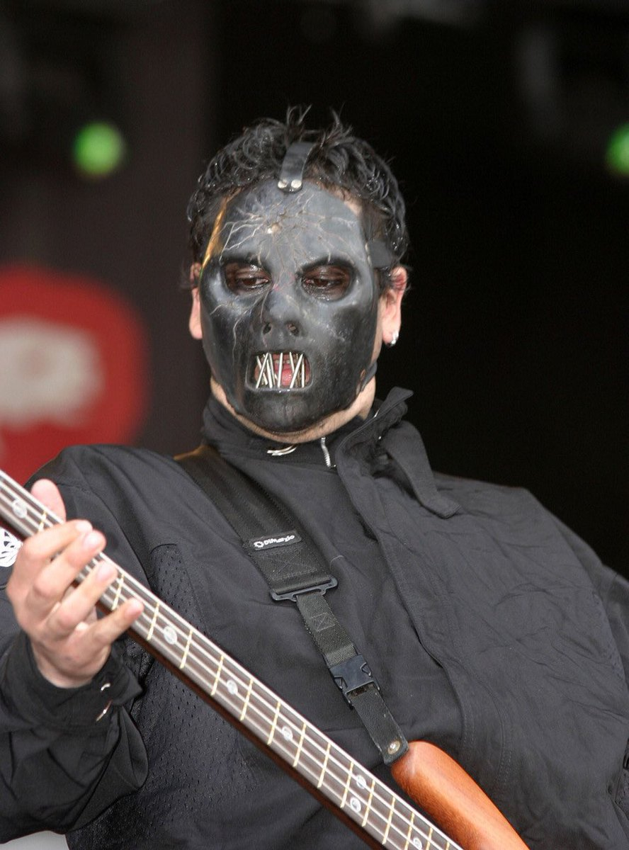 May 24th 2010 #PaulGray former bassist with @slipknot died. #RIP #NuMetal<br>http://pic.twitter.com/sRqtTec9PP