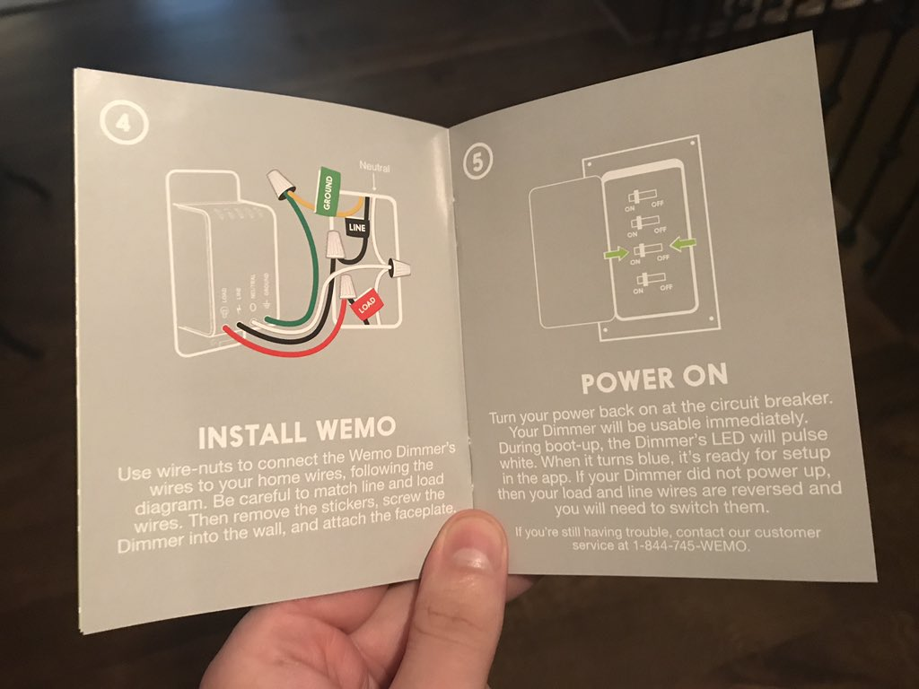 Ry Crist On Twitter One Really Big Downer Like The Original Wemo Light Switch Wiring Diagram Dimmer Will Not Work In Three Way Setups