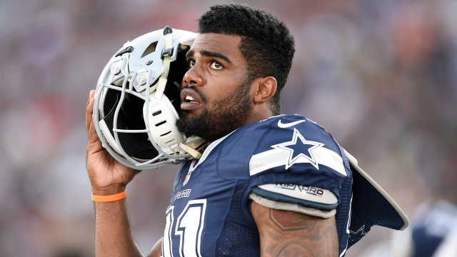 If suspension is coming for Ezekiel Elliott, Cowboys front office reportedly unaware