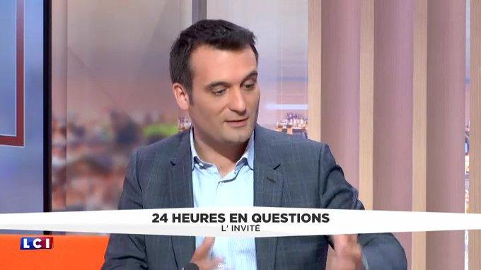 REPLAY - L'invité de 24h en questions du 24 mai 2017 : Florian Philippot, vice-président du Front National https://t.co/rEAZ9paV6M