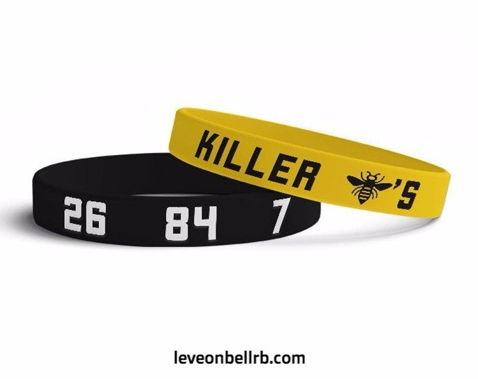 Appreciate all your support. My &quot;Killer B&#39;s&quot; wristbands sold out last month but are BACK IN STOCK   http:// bit.ly/2pURiF9  &nbsp;    #JUICE <br>http://pic.twitter.com/cqikRerwDV