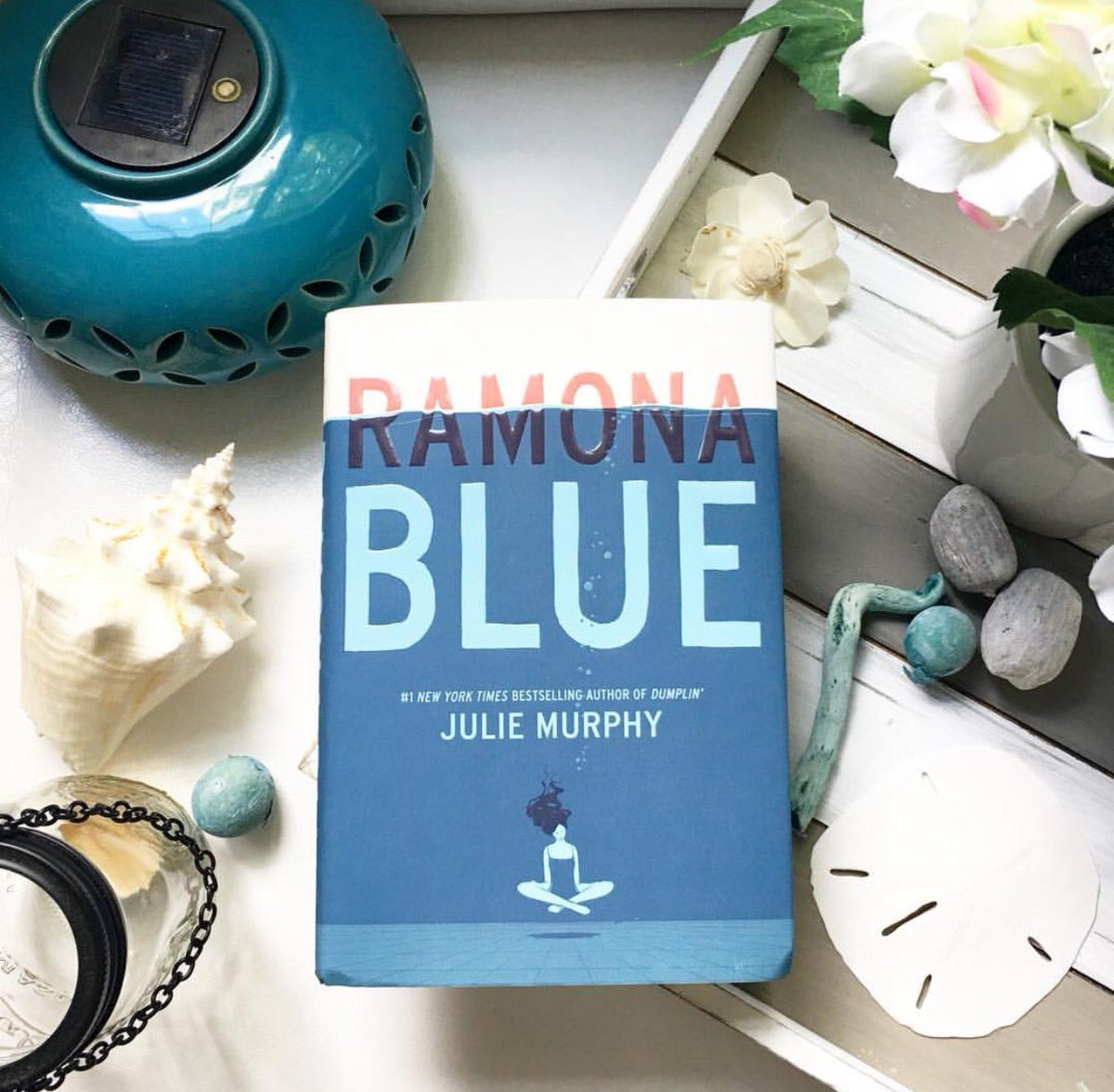I have acquired an extra hardcover of #RamonaBlue. RT & follow for a chance to win. Ends 5/31. INT. #giveaway https://t.co/NUGcfQphae