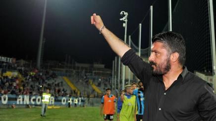 #Gattuso torna al #Milan allenerà la #Primavera al posto di #Nava rosea.it/d03d6e02XF #serieA #milan