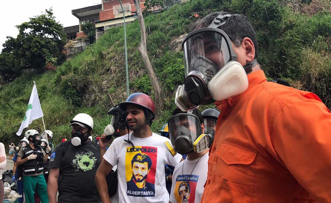 Desde Bello Monte ratificamos al mundo declaración de la Fiscal Luisa Ortega: Dictadura está disparando a matar al pueblo vzlano #24Mayo