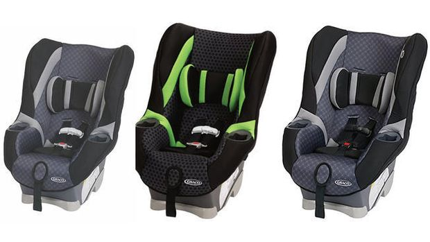 .@GracoBaby recalls 25K car seats recalled due to harness flaw https://t.co/9gLI1NuyYJ