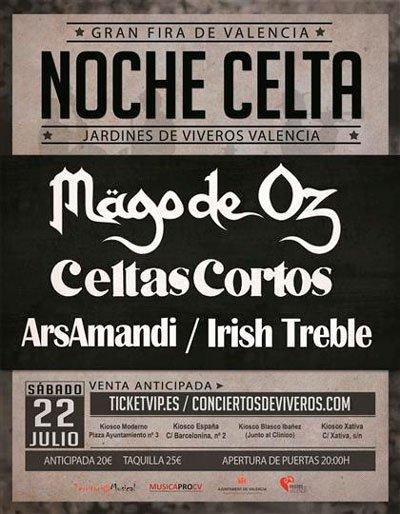 Este año no te puedes perder #LaNocheCelta en @Conc_Viveros el 22/7 Aquí tu entrada  http:// ow.ly/x4zp30bVGm3     #MagodeOz #CeltasCortos y más.. pic.twitter.com/ndcqe0iWQo