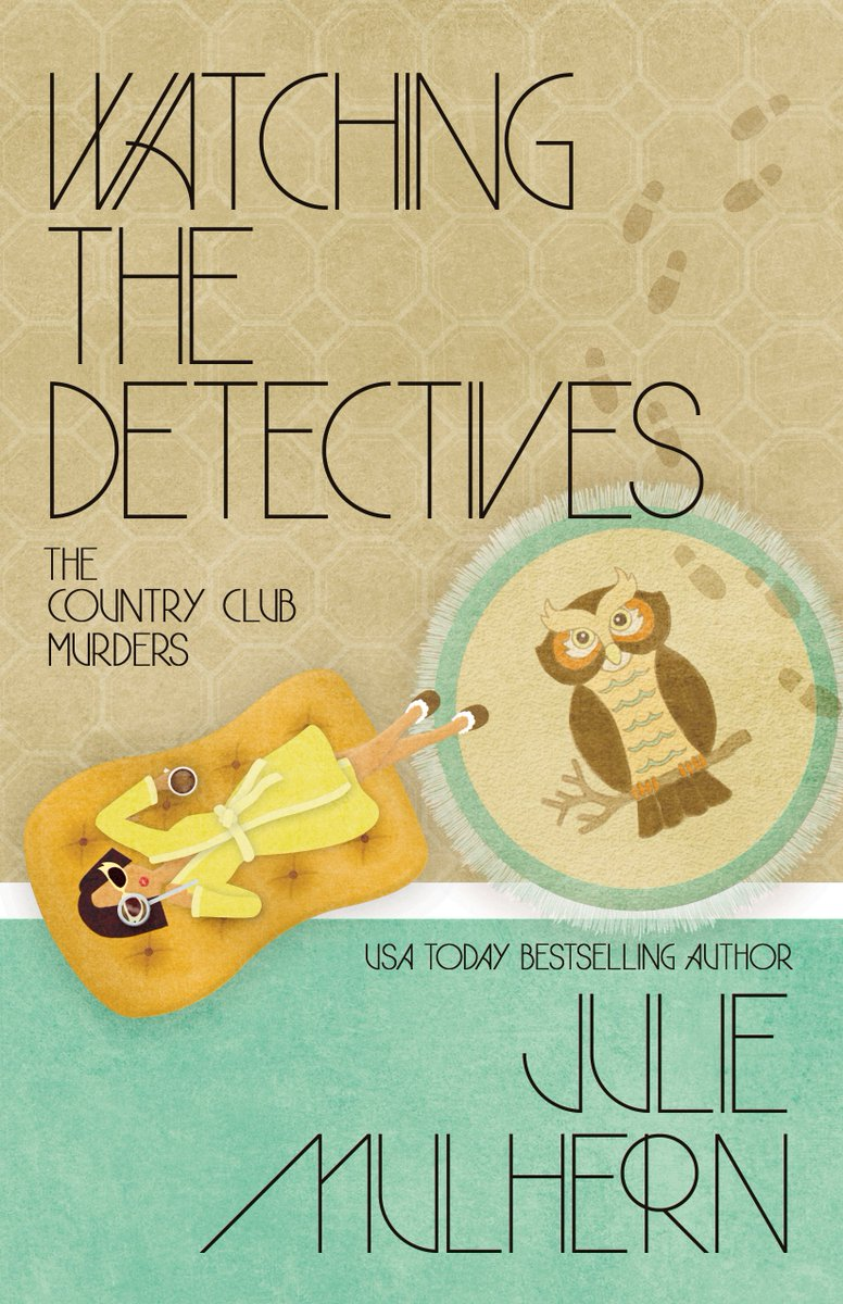 New this week: WATCHING THE DETECTIVES by @JulieKMulhern! #cozymystery #humor #70s #newrelease  http:// amzn.to/2mnYrMc  &nbsp;  <br>http://pic.twitter.com/po4Sr6N7P1