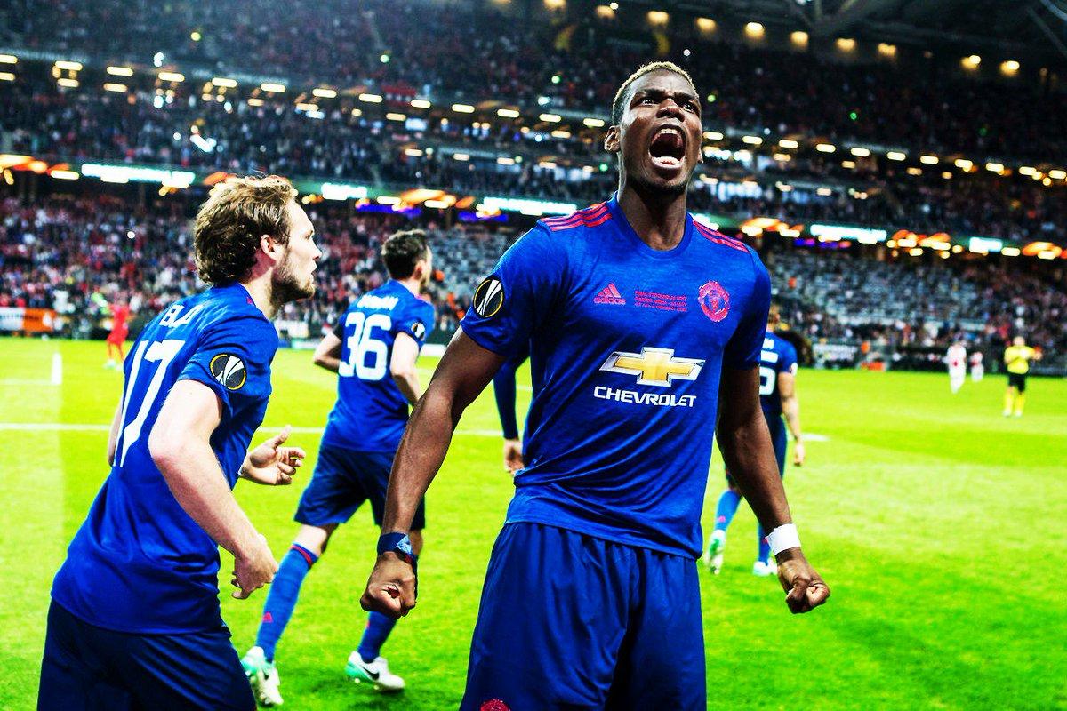Il Manchester United è campione di Europa League 2017 e vola in Champions