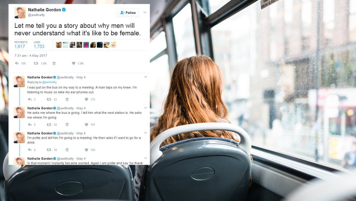 This woman's frighteningly relatable story has gone viral on Twitter https://t.co/lVNnhvMwYs