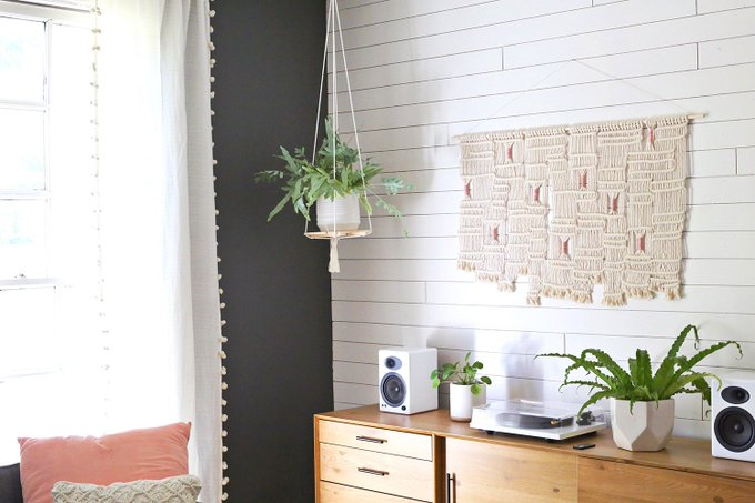 Hanging Planters You Can Make Yourself