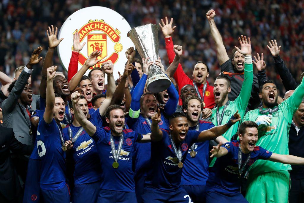 أهداف نهائي الدوري الاوروبي بين مانشستر يونايتد وأياكس