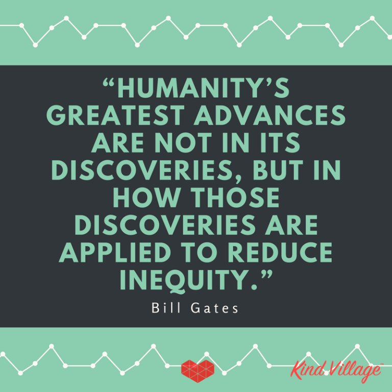 Such #insight for today&#39;s #wednesdaywisdom via @BillGates #innovate #better #help #humanity #socent #Socialimpact #globalgoals b/c we can<br>http://pic.twitter.com/YT74ZOcSmh