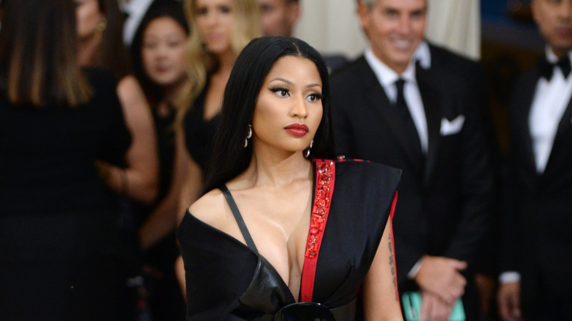 Nicki Minaj just revealed something very unexpected about her love life https://t.co/2351AdcBMY https://t.co/G6H0BTHeVy