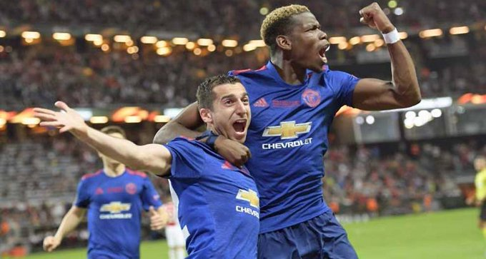 Football: Manchester United outclass Ajax to win Europa League https://t.co/SQ7TG0UyWR