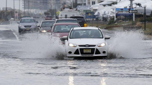 #NJ faces coastal flood threat with rising tides, then more rain https://t.co/NdouFe3NTc