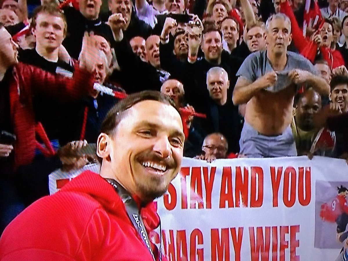 Best thing about tonight  #Ibrahimovic <br>http://pic.twitter.com/Zjsn8eWrU4