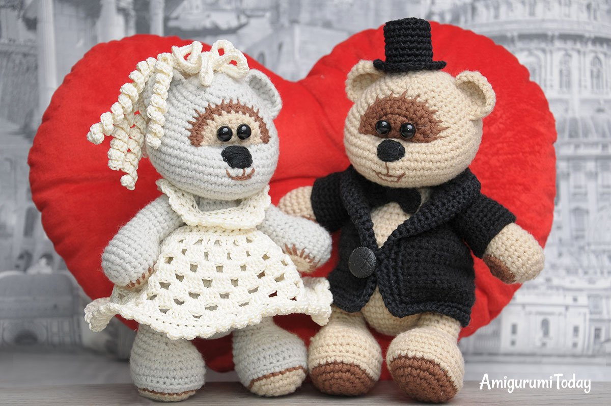 Amigurumi Today Bear : Amigurumi Today (@AmigurumiToday) Twitter