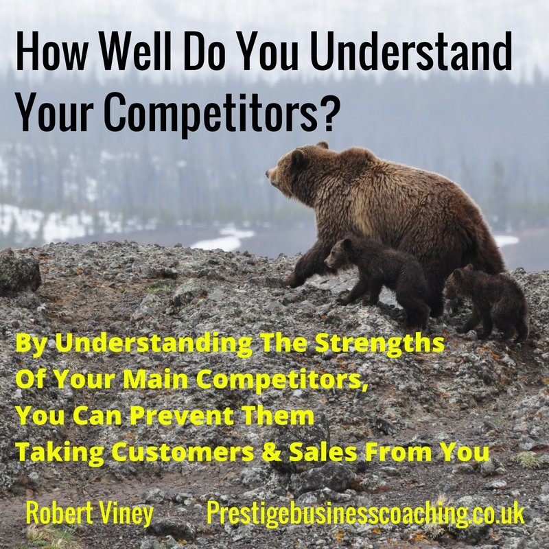 How Well Do You Understand Your Competitors? The Better Your Understanding, The Better You Can Compete,  #londonislovinit #atsocialbiz #bath <br>http://pic.twitter.com/EBph536tDZ