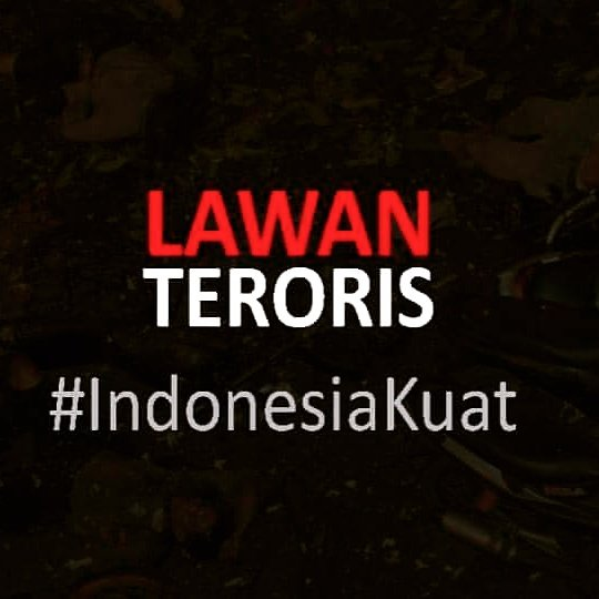 #IndonesiaTidakTakut #IndonesiaKuat #IndonesiaBangkit https://t.co/4DX...