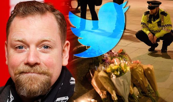 Rufus Hound sparks Twitter outrage over conspiracy theory linking May to Manchester terror https://t.co/uH0KMFlxxw