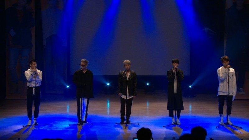 [HD영상] 비에이(Be.A) 쇼케이스, 수록곡 'Fantasy' 무대  #비에이 #BeA #Fantasy #가물치 https://t.co/luM9xiLAoZ