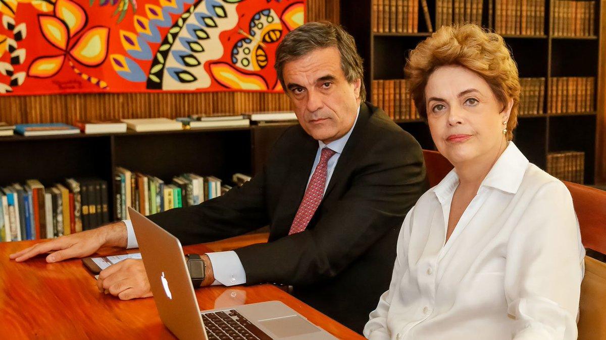 Defesa pede ao Supremo que julgue legalidade do impeachment de Dilma. https://t.co/8sgmdV8eIg