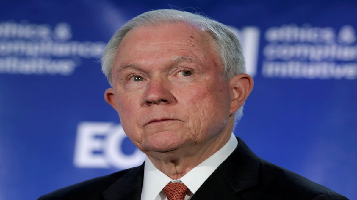 Report: Sessions didn't disclose Russia meetings, DOJ says https://t.co/IypNKiNDSm