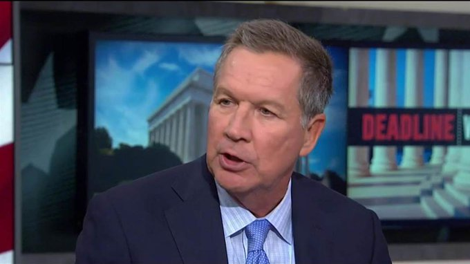 John Kasich: 'We don't want to have a wounded president' https://t.co/q940SPa02z