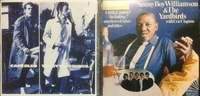 happy birthday. Paul Weller & Lauryn Hill & Hal David & Marc Ribot  .death anniversary. Sonny Boy Williamson