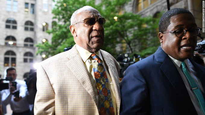 Jury selected for comedian Bill Cosby, who will be tried on three counts of felony aggravated indecent assault. https://t.co/2dYgo2CRZ1